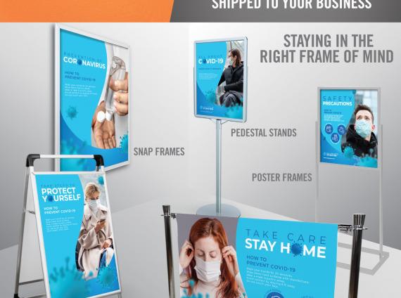 B2W FrameSigns